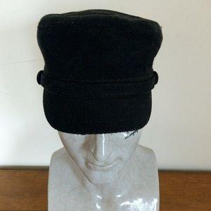 San Diego Hat Co. Black Tweed Hat
